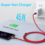 Lightning-to-USB-C-Charger-Cable-for-iPhone11-Pro-Max-Macbook-Fast-Charging-Cord thumbnail 9