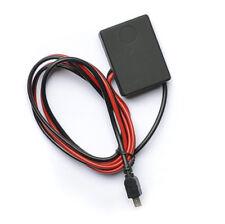 Car 12 volt power adaptor for spy GSM bug / tracker