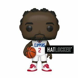 Pop-Vinyl-Basketball-NBA-LA-Clippers-Kawhi-Leonard-White-Uniform