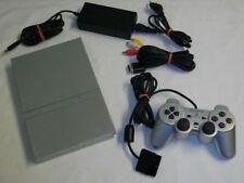 Playstation 2 Slim mit 5 Gratis Spiele + 2 Controller PS2 Konsole #038 LESEN!!!!