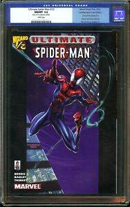 Ultimate-Spider-Man-1-2-CGC-9-8-Certified-Mail-Order-Edition-MARK-BAGLEY-Cover