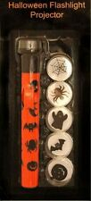 Halloween Scary Torch Flash Light Projector Toy Child Party Fun Pumpkin Spider