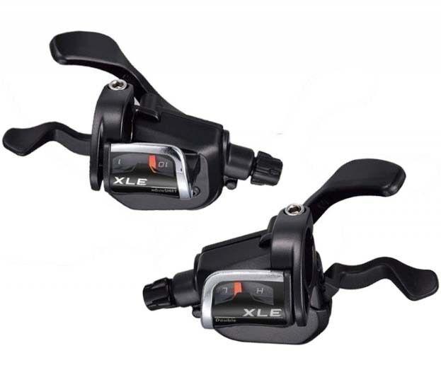 Microshift Marvo 2 x 10  Speed Gears Shifters MTB Bike 10s Shimano Compatible  fishional store for sale