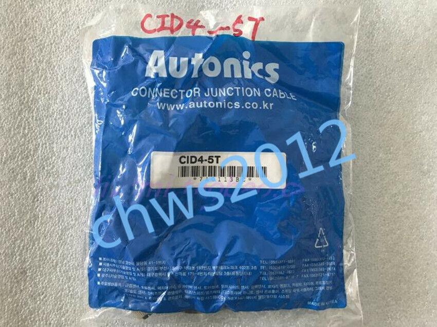 1 PCS NEW AUTONICS proximity switch CID4-5T