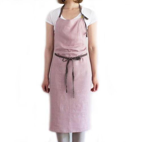 Chaussures femme en lin Tablier Casual cuisson Barber Fleuristes Shop peintres Barista Workwear