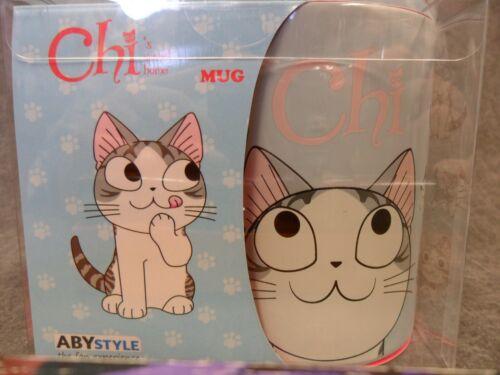 Chi/'s Sweet Home NEW Cat Kitten Anime Coffee Cup Tea Kitty Poses 16 oz Mug