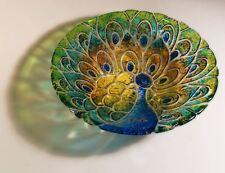 Peacock Texture - Glass Fusing Mold