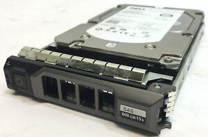 Dell-600GB-15K-6Gb-s-SAS-3-5-034-Hot-Swap-Hard-disk-HDD-W347K-0W347K-in-Caddy