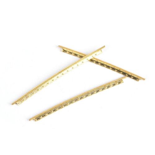 20pcs//set Classical Acoustic Guitar Brass Fret Wire Fingerboard Frets 2.0 ZR