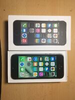 Apple  iPhone 5s - 32GB - Spacegrau (Ohne Simlock) Smartphone