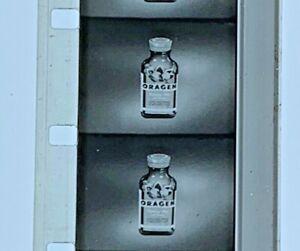 16mm Advertising Film Reel - Consumer Drug Corporation ORAGEN - Legs (C05)