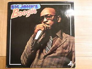 Big John Wrencher – Big John&#039;s Boogie, 1975, Big Bear Records – INT 146.402 - <span itemprop='availableAtOrFrom'>München, Deutschland</span> - Big John Wrencher – Big John&#039;s Boogie, 1975, Big Bear Records – INT 146.402 - München, Deutschland