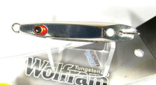 5780 Verkauf Evergreen Metall Jig Wolfram wolfram 130 Gramm WL05