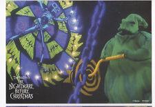L´ETRANGE NOËL DE MONSIEUR JACK carte postale n° PC9650  Tim BURTON