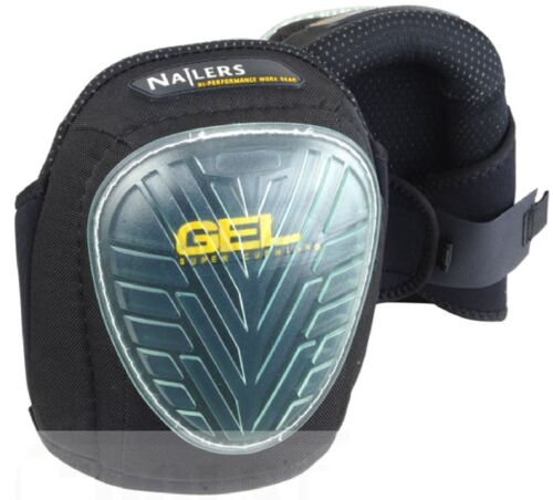 2X Nailers Gel Filled Swivel Kneepad, workwear, knee protection, builders