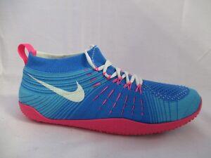 b23fdd3dd9947 Womens Nike Hyperfeel Cross Elite Blue Pink White 638348 400 Sizes ...