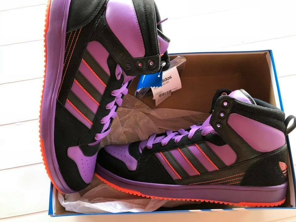 Adidas Decade Remo Mid G43971 Brand New 11.5 US