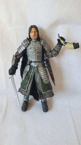Toybiz Il Signore degli Anelli Boromir Capitano di Gondor Action Figure