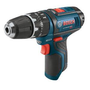 Bosch-12V-Max-Li-Ion-3-8-034-Hammer-Drill-Driver-Tool-w-Insert-Tray-PS130BN-New