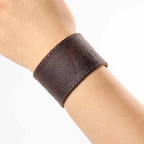Armband Lederarmband Wickelarmband-Surferarmband Armschmuck-Nietenarmband Damen//