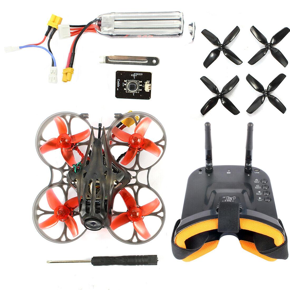 Happymodel Mobula7 HD 2-3S Crazybee F4 Pro Whoop FPV Racing Drone