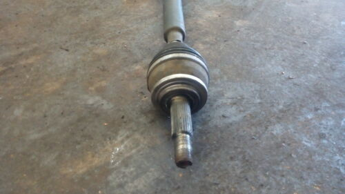 2012 TOYOTA PRIUS 1.8 HYBRID BREAKING FRONT RIGHT OSF DRIVESHAFT CV JOINT FULL