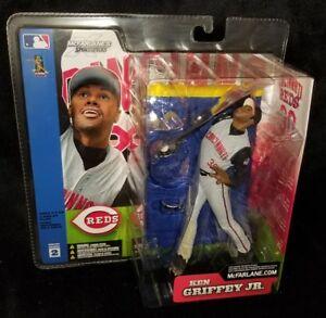 4e5cd59e91 McFarlane MLB Series 2 KEN GRIFFEY JR. Cincinnati Reds Figure | eBay