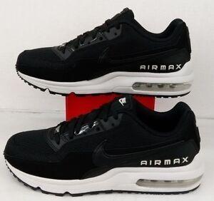 264f3e93c4f Nike Air Max LTD 3 PREM Black Black-Pale Grey 695484-005 Men Size s ...