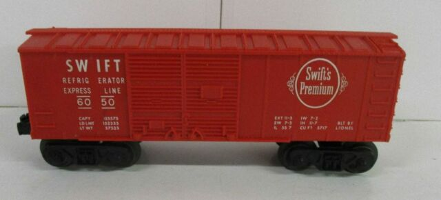 LIONEL 6050 SWIFT REFRIGERATOR