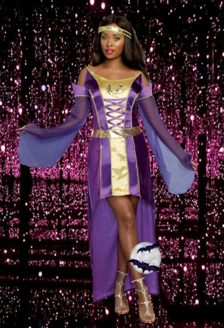New Enchanting Maiden Women's Adult Halloween Costume