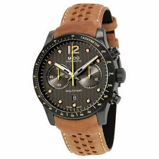 New Mido Multifort Adventure Chronograph Automatic Mens Watch M0256273606110