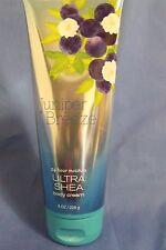 Bath and Body Works New Juniper Breeze Ultra Shea Women Body Cream 8 oz