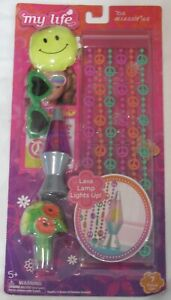 "My Life As Groovy Room Playset Accessories 1970/'s Accessories for 18/"" Dolls New"
