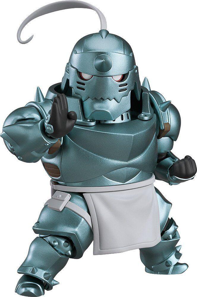 Good Smile Company Fullmetal Alchemist Alphonse Elric Nendgoldid Action Figure