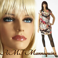 Female Mannequinstandhand Made Painted Skin Full Body Realistic Manikin Ivy