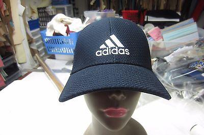 """MEN'S """"ADIDAS"""" NAVY BLUE CAP.  Size L/XL"""