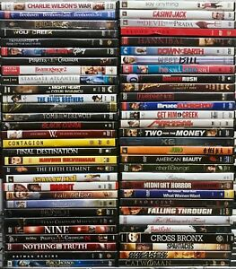 Movies A List Titles Best Variety Wholesale Price Bulk Dvds 15 Dvd Lot Ebay