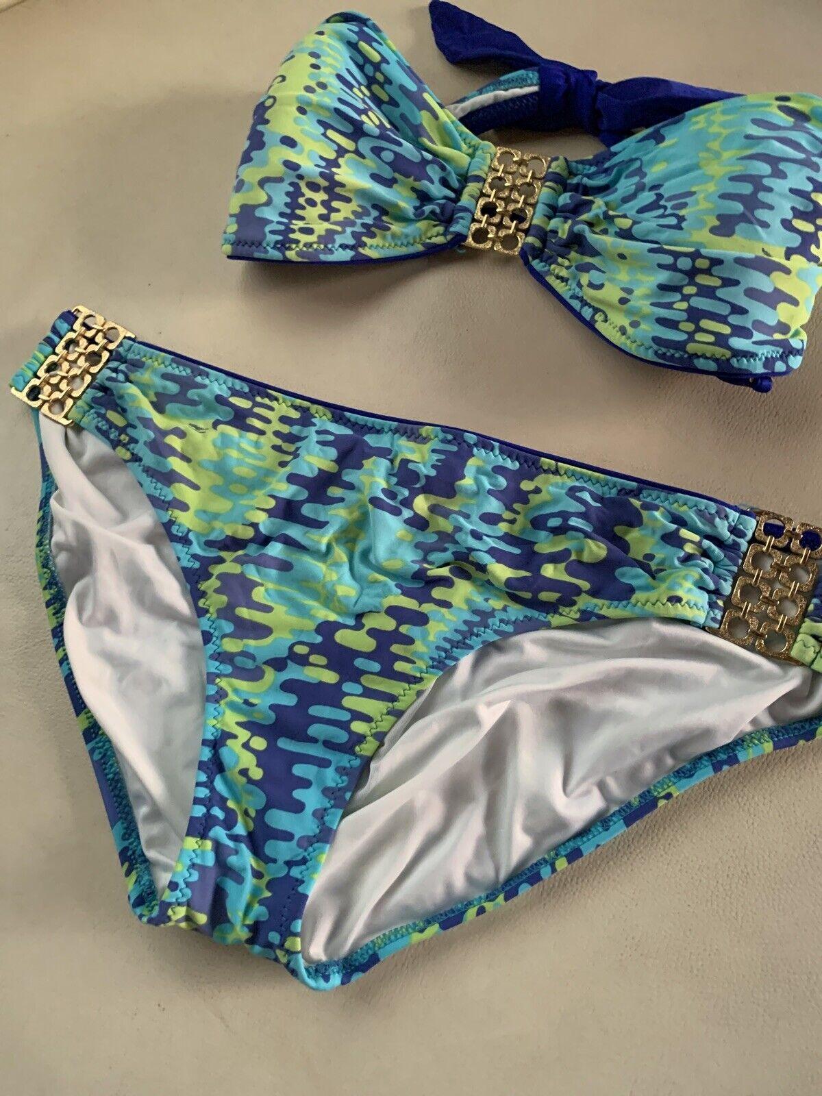 Trina Turk Two Piece Size 6 Beach Two Piece - image 2