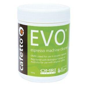 CAFETTO-EVO-Organic-Espresso-Coffee-Machine-Cleaner-powder-backflushing-500g