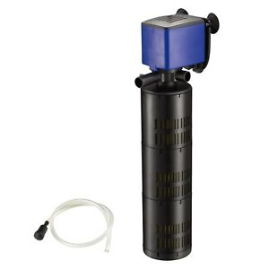 3in1-Internal-Filter-Oxygen-Submersible-Water-Pump-Fish-Tank-Aquarium-475-GPH