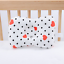 Newborn Baby Anti-Roll Head Cushion Pillow Prevent Flat Sleep Nest Pod 2 Colors