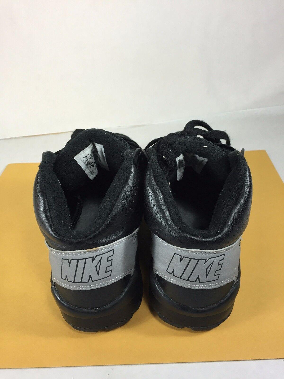 2006 nike air / trainer sc hi nero / air nero stealth - scarpe 302346-002 - größe 7,5 886810