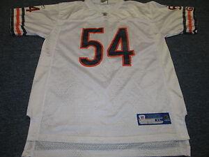 finest selection 6e52d d16e2 Details about REEBOK NFL EQUIPMENT CHICAGO BEARS BRIAN URLACHER WHITE YOUTH  JERSEY SIZE XL