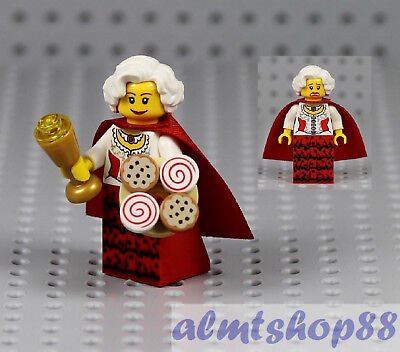 XMas Christmas Holiday Workshop Stocking LEGO Mrs Santa Claus Minifigure