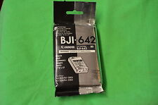 CANON BJI 642 GENUINE ORIGINAL BLACK INK CARTRIDGE BJ-300 BJ-330 BJI-642 B