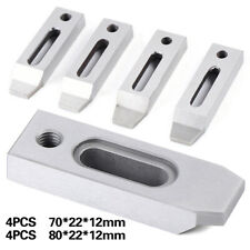 4x Wire Edm Fixture Board Stainless Jig Clampingampleveling 702212mm 802212mm