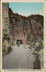 Claypool Tunnel Globe Superior Highway, AZ