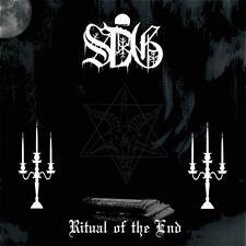 Sorcier des Glaces - Ritual of the End CD 2014 black metal Canada