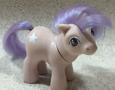 Vintage My Little Pony Baby Ember w/Star Symbol G1 Ember's Dream 1984