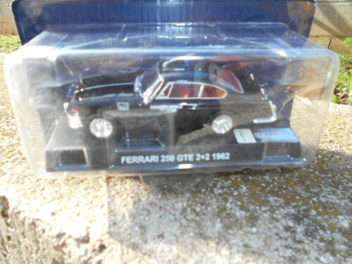 FERRARI 250 GTE2+2 1962 POLIZIA  Die cast 1//43